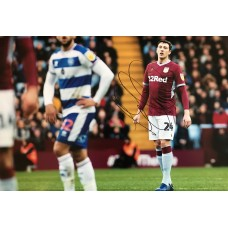"""Tommy Elphick Hand Signed 12x8"""" Photograph"""