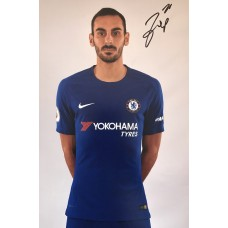 "Davide Zappacosta Hand Signed 12x8"" Photograph"