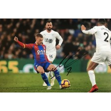 """Max Meyer Hand Signed 12x8"""" Photograph"""