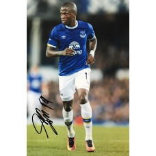 """Enner Valencia Hand Signed 12x8"""" Photograph"""