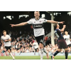 """Andre Schurrle Hand Signed 12x8"""" Photograph"""