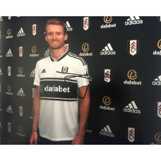 """Andre Schurrle Hand Signed 10x8"""" Photograph"""