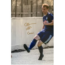"""Cain Brougham Hand Signed 12x8"""" Photograph"""