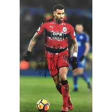 "Danny Williams Hand Signed 12x8"" Photograph"