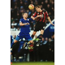 """Danny Drinkwater Hand Signed 12x8"""" Photograph"""