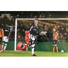 "Jake Cooper Hand Signed 12x8"" Photograph"