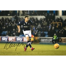 "Lee Gregory Hand Signed 12x8"" Photograph"