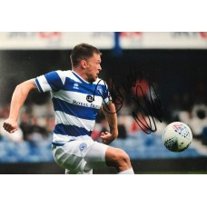"Jamie Mackie Hand Signed 12x8"" Photograph"