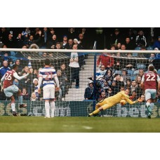 "Alex Smithies Hand Signed 12x8"" Photograph"