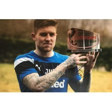 "Josh Windass Hand Signed 12x8"" Photograph"