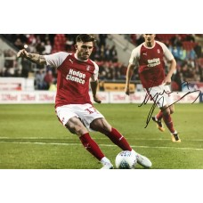 "Ryan Manning Hand Signed 12x8"" Photograph"