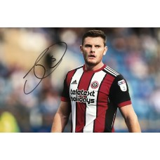 """Jack O'Connell Hand Signed 12x8"""" Photograph"""