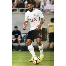 "Cameron Carter-Vickers Hand Signed 12x8"" Photograph"