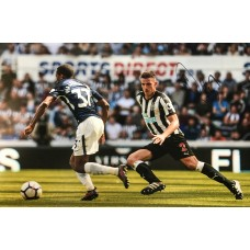"Kyle Walker-Peters Hand Signed 12x8"" Photograph"