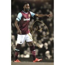 """Alex Song Hand Signed 12x8"""" Photograph"""